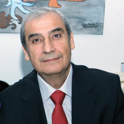 Arch. Rafic Abi Chaker